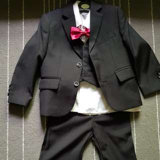 Tuxedo for 3years old boy