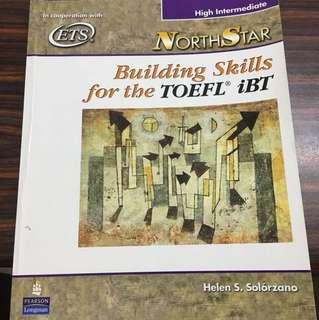 Building skills for the TOEFL IBT