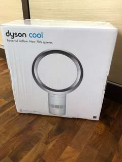 Brand New Dyson Cool Bladeless Desk Fan 1yr Warranty