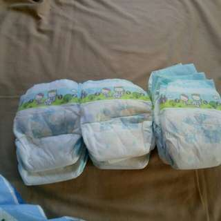 Pampers sweety