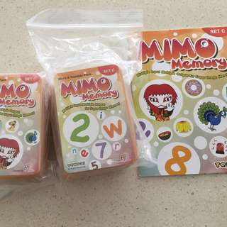 Shichida Mimo set C