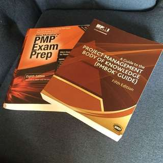 PMP Exam Prep and PMBOK Guide