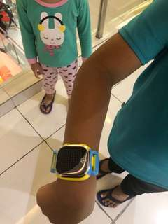 QQ kid watch