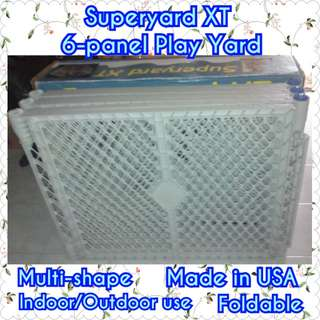 North State Superyard XT INCL POST