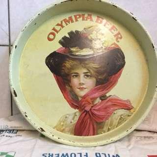 🚚 老件鐵盤