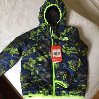 Brand New North Face Winter reversible Jacket