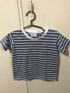 Lacoste boys kids shirt