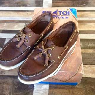 Swatch Boat shoes  Brown