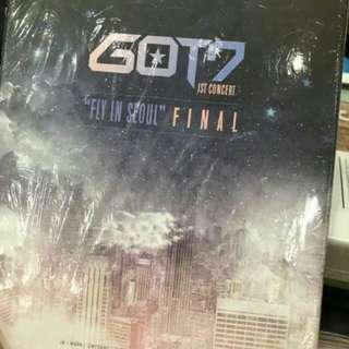 "Onhand GOT7 1ST CONCERT ""FLY IN SEOUL"" FINAL"