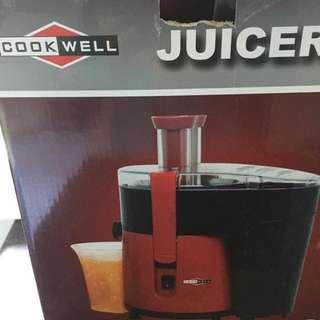 Unused Cookwell Juicer