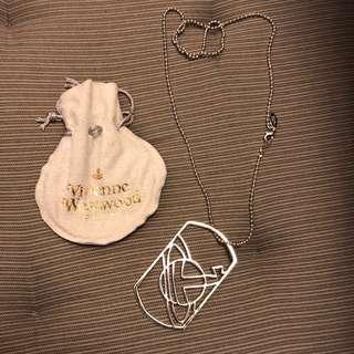 Vivienne Westwood necklace silver