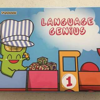 Shichida Flash card- Language Genuis