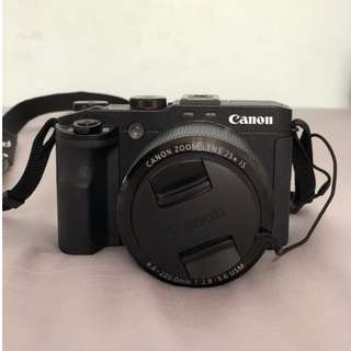 Pre-loved: Canon PowerShot G3 X