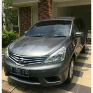Grand Livina SV matic thn 2016