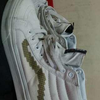 sepatu vans ori putih