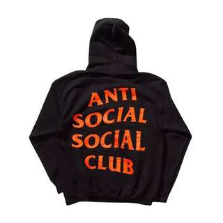 🚚 Anti social social club x undefeated  assc
