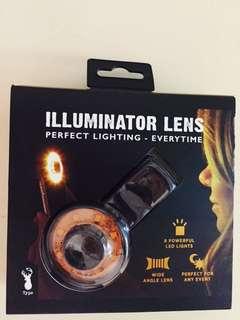 Illuminator Lens
