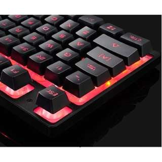 Triple Colour Mechanical Keyboard for Gaming