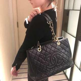 Chanel leather Handbag 手袋