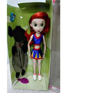KIm Possible Doll