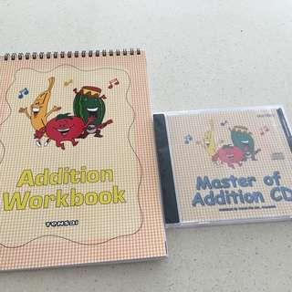 Shichida- Additional workbook and CD