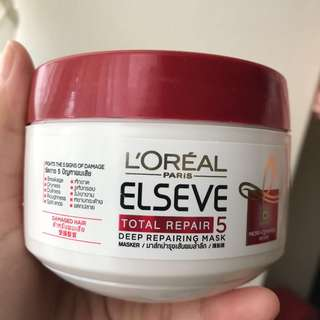 Elseve hair mask