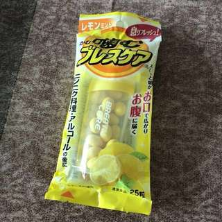 日本小林製藥除口氣橡皮糖,包郵