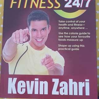 Fitness 24/7 by Kvin Zahri