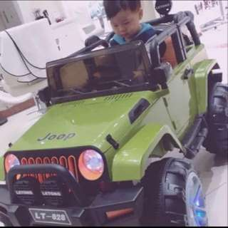 😍Children electric car