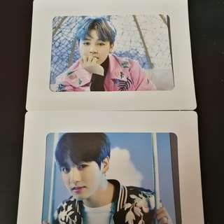 BTS Wing Tour paper frame