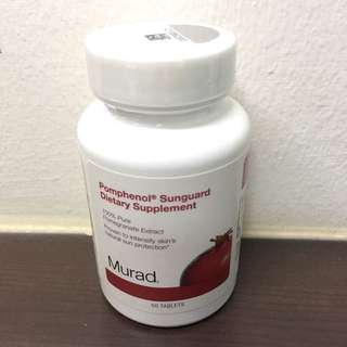 Murad Pomphenol Sunguard Dietary Supplement - To intensify sun protection