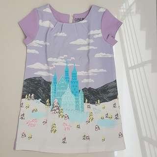 Dress Oshkosh size 3 thn (slim cut)