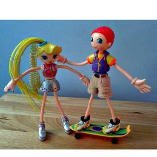 Vintage Betty Spaghetty 90's Edition