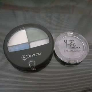 Eyeshadow Flormar dan PS