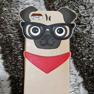 casing iphone 5 dog