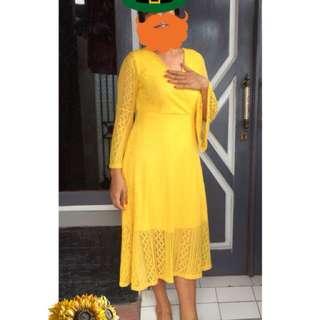 Yellow Dress Import