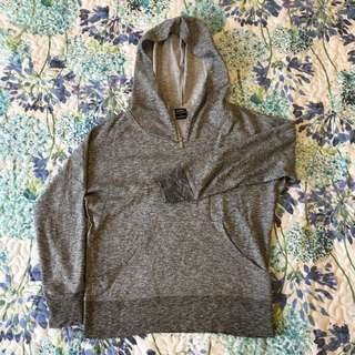 Bonds grey marl hoodie