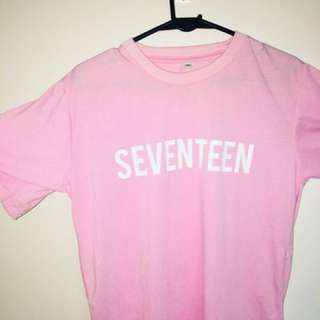 Seventeen Diamond Edge KL Tee