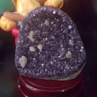 Amethyst crystal - Brazil