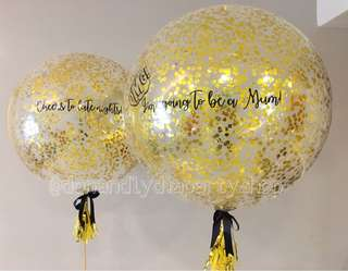 Customized Confetti Balloon