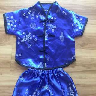 Traditional Chinese Costume Cheongsam