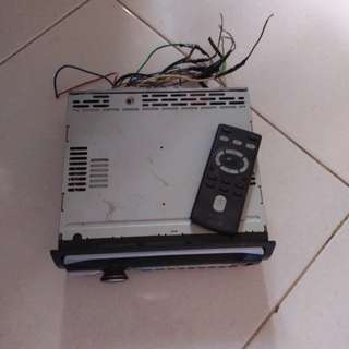 Sony mp3 with usb