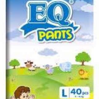 EQ Pants - L/40 pcs