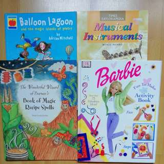 **FREE** children's interest books