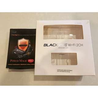 Blackvue DR550GW Wifi 2CH + Magic Power Pro