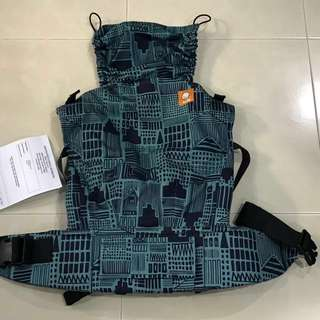 [BNWT] Tula Standard Baby Carrier - Cityscape