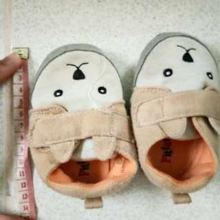 Baby shoes pitterpat