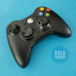 Authentic Xbox 360 Wireless Controller