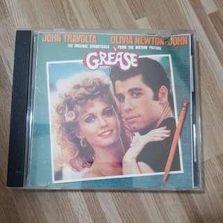 Grease CD