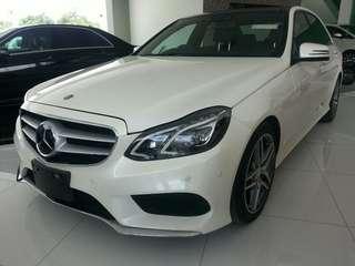 Mercedes Benz E250 Sport